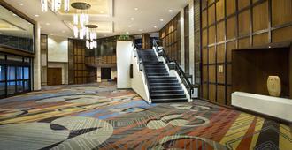 Hilton Bellevue - Bellevue - Stairs