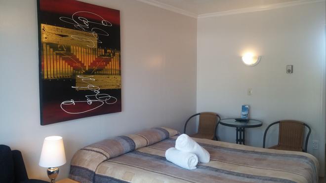 Raymar Motor Inn - Blenheim - Bedroom