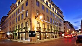 Turim Terreiro Do Paço Hotel - Lisboa - Edificio