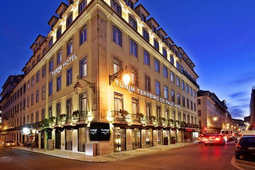 Turim Terreiro Do Paço Hotel - Lissabon - Gebäude