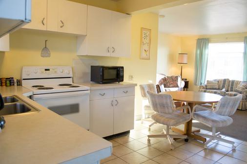 Desert Canyon Inn - Page - Kitchen