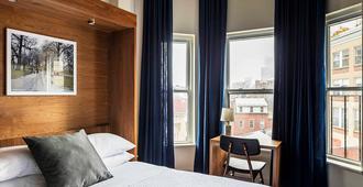 Found Hotel Boston Common - בוסטון - חדר שינה
