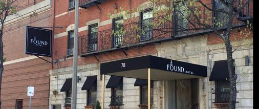 Found Hotel Boston Common - Βοστώνη - Κτίριο