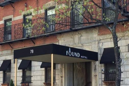 Found Hotel Boston Common - Boston - Rakennus