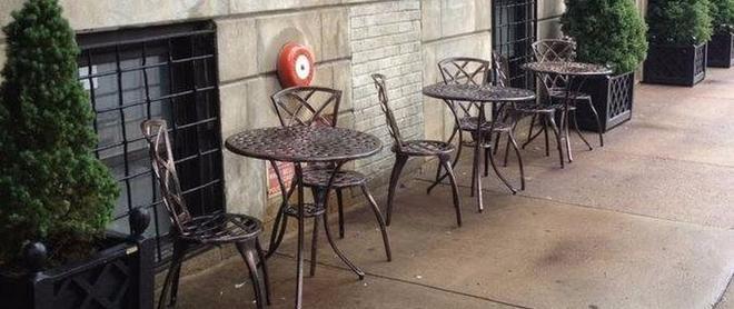 Found Hotel Boston Common - Boston - Patio