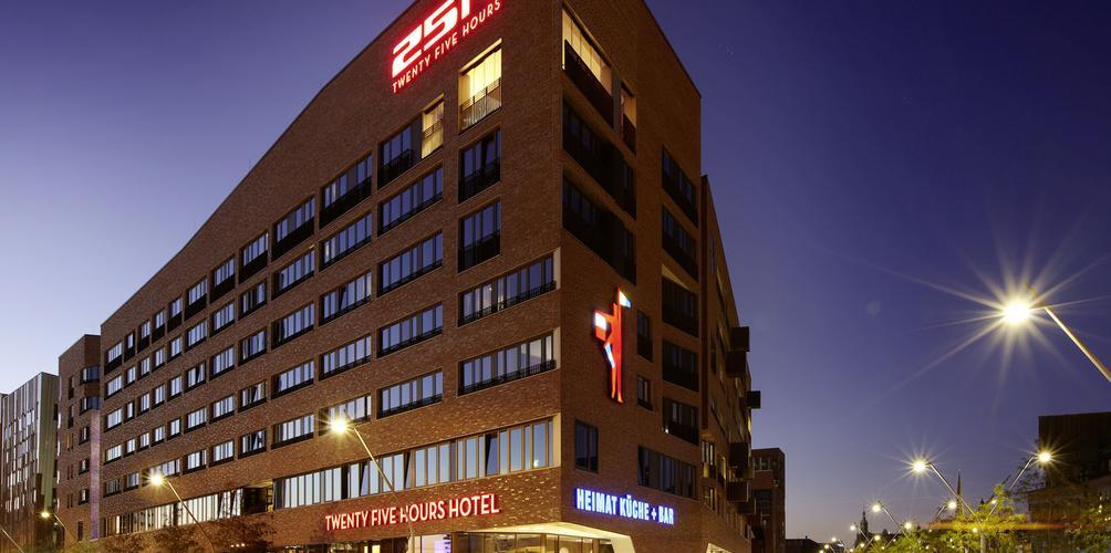 25hours Hotel Hamburg Hafencity Ab 135 2 4 1 Hamburg