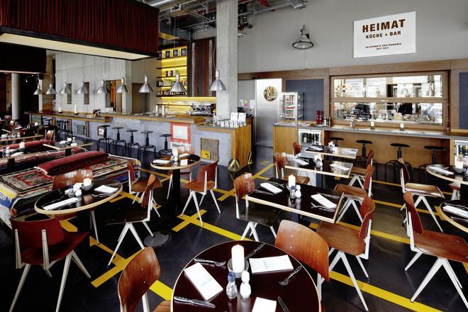 25 小時港口新城酒店 - 漢堡 - 漢堡 - 酒吧