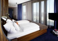 25hours Hotel Hamburg HafenCity - Hamburg - Bedroom