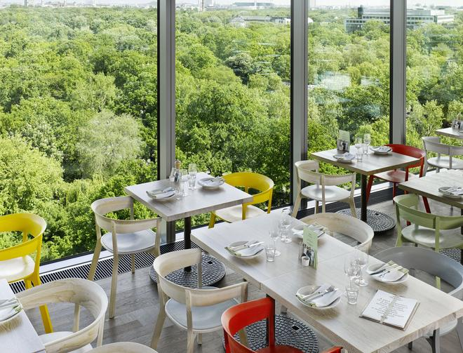 25hours hotel Bikini Berlin - Berlín - Restaurante