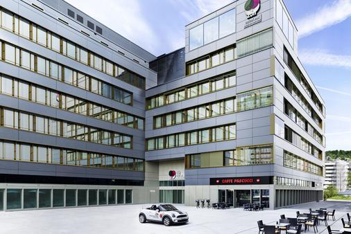 25hours Hotel Zurich West - Zurich - Toà nhà