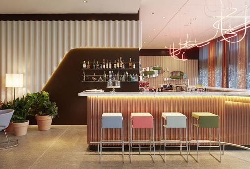 25hours Hotel Zurich West - Ζυρίχη - Bar