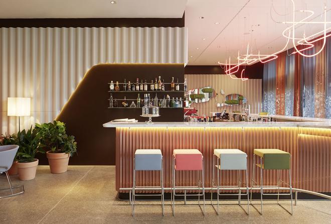 25hours Hotel Zurich West - Zurich - Bar