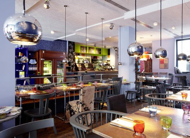 25hours Hotel The Trip - Φρανκφούρτη - Εστιατόριο
