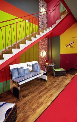 25hours Hotel The Trip - Francoforte - Soggiorno