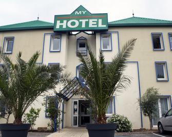 My Hotel Caen Sud - Ifs - Gebouw