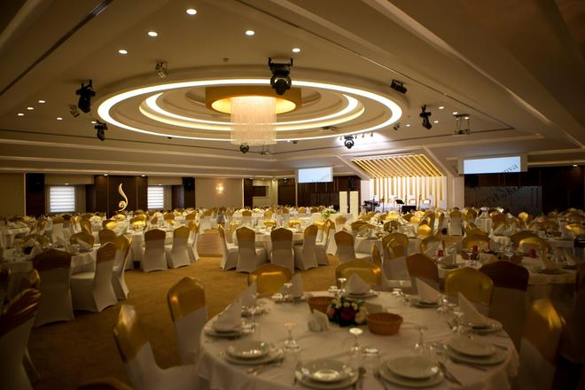 Bera Konya Hotel - Konya - Banquet hall