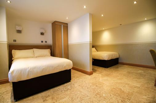 Congress Apartments - Eastbourne - Phòng ngủ