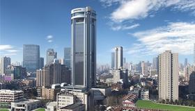 Jin Jiang Tower - Shanghai - Rakennus