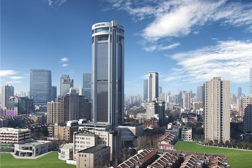 Jin Jiang Tower - Σανγκάη - Κτίριο