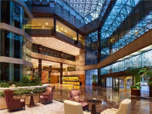 Jin Jiang Tower - Shanghai - Lobby