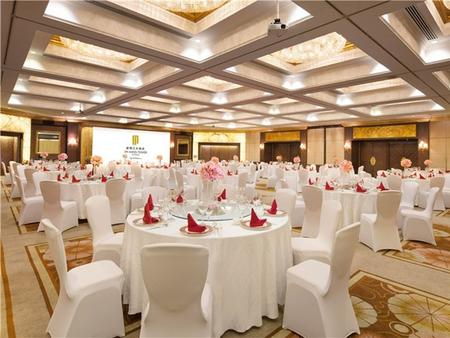 Jin Jiang Tower - Shanghai - Banquet hall