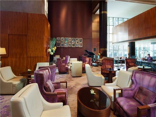 Jin Jiang Tower - Shanghai - Lounge