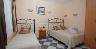 Pension Aduar - Marbella - Camera da letto