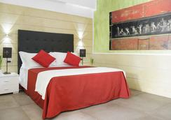 Resort Bosco De' Medici - Pompeji - Makuuhuone