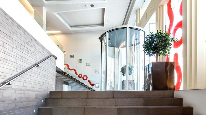 Moov Hotel Porto Centro - Πόρτο - Σαλόνι ξενοδοχείου