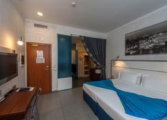 Hotel California - Rome - Bedroom