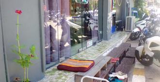 三號青年旅舍 - 僅供成人入住 - 龜島 - 室外景