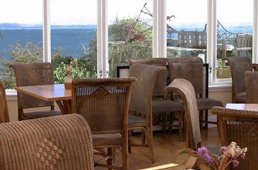 Port Charlotte Hotel - Isle of Islay - Ravintola
