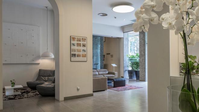 Hotel Ultonia - Girona - Σαλόνι ξενοδοχείου