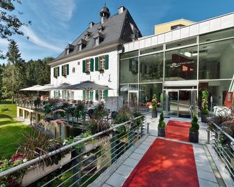 Hotel Gut Landscheid - Burscheid - Venkovní prostory