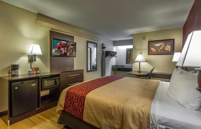 Red Roof Inn Columbia West, Sc - Columbia - Bedroom