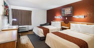 Red Roof Inn & Suites Savannah Gateway - Savannah - Schlafzimmer