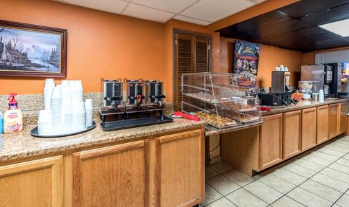 Red Roof Inn & Suites Pigeon Forge - Parkway - Pigeon Forge - Buffet