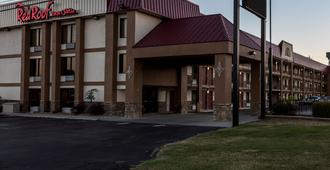 Red Roof Inn & Suites Pigeon Forge - Parkway - Pigeon Forge - Bangunan