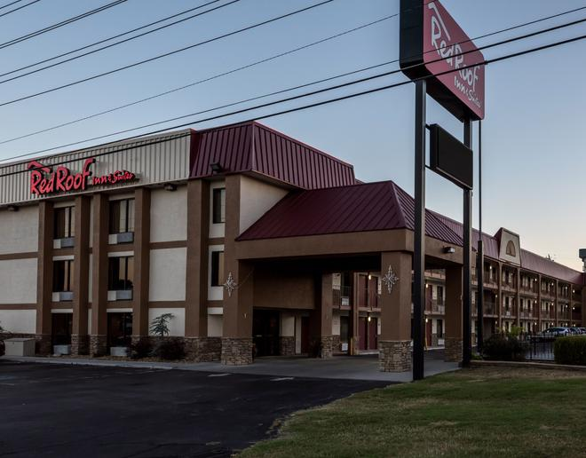 Red Roof Inn & Suites Pigeon Forge - Parkway - Пиджен-Фордж - Здание