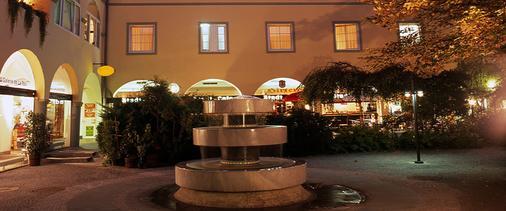 Hotel Goldener Brunnen - Klagenfurt - Rakennus