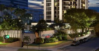 Courtyard by Marriott Miami Coconut Grove - Miami - Edificio