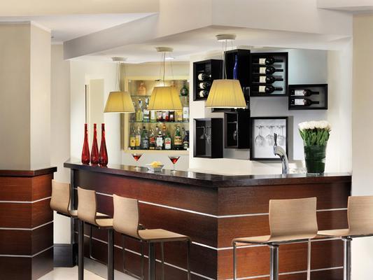 瑪麗亞雷吉別墅酒店 - 羅馬 - 羅馬 - 酒吧