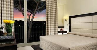 Hotel Villa Maria Regina - Roma - Habitación