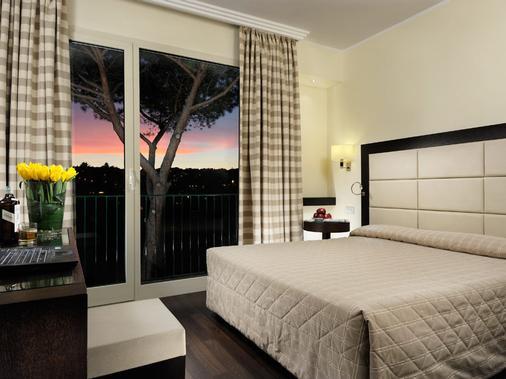 Hotel Villa Maria Regina - Rom - Schlafzimmer