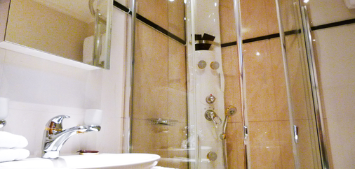 Hotel Arte - St. Moritz - Bathroom