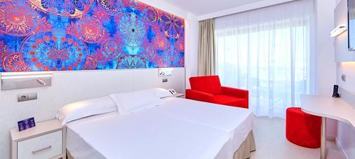 Indico Rock Hotel Mallorca - Adults Only - Mallorca - Makuuhuone