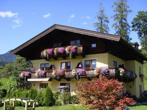 Haus Alpengruß - Lofer - Gebäude