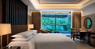 JW Marriott Mussoorie Walnut Grove Resort & Spa - Mussoorie - Bedroom