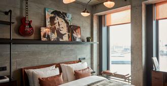 亞當爵士酒店 - 阿姆斯特丹 - 臥室