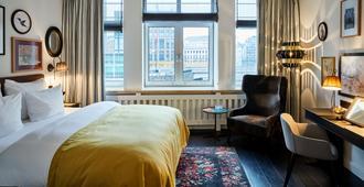 Sir Nikolai Hotel - Hampuri - Makuuhuone